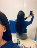 the hair is very soft and bundles are...