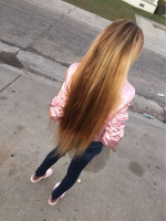 Hair is still great and very soft and...