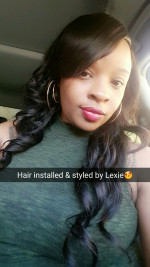 Hair was soft and silky and i've had ...