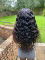 I loved the hair it was true to lengt...
