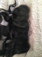 The hair is very nice and soft. The f...