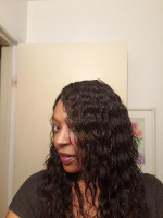 This hair is beautiful!!! It's very s...