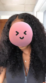 LET ME JUST SAY THIS HAIR IS SO BOMB!...