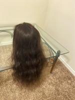 the hair is very very smooth, and it ...