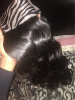 the hair is wonderful i've ordered fr...