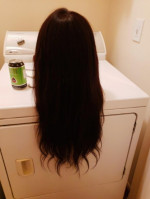 I love the hair. I ordered it on Thur...