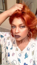 This hair colored wonderfully. I revi...