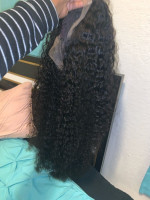 Hair came really fast and was package...