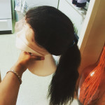 the hair is amazing , the customer se...