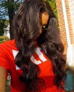 The hair is perfect and flexible I lo...