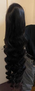 I love the hair feels very good will ...
