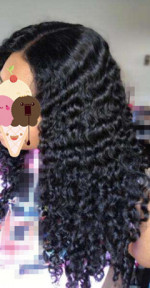 The hair is beautiful!! i received th...