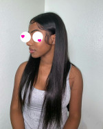 Hair is super good! The lace melts in...
