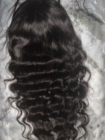 I was very satisfied with this hair s...