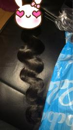 Love love love this hair , very satis...