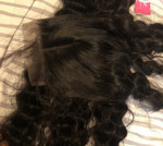 Hair is very soft and came very quick...