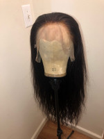 Wig is nice & thick! I'm usually skep...