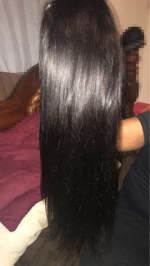 I love my hair so much full to length...