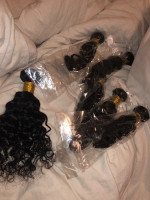 this hair is amazing! true to length,...