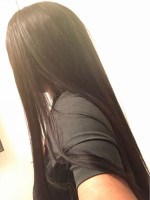 The hair is amazing quality.Hair is s...