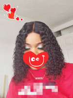 Very beautiful hair and the bundles a...
