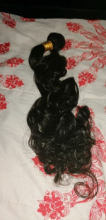 Excellent 100% human hair I highly re...