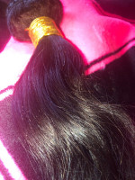 This hair is very true to length I al...