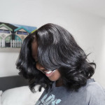 I LOVE IT!!! Hair is truly amazing it...