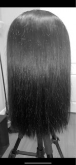 This hair is amazing I made it into a...