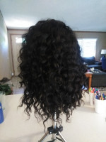 Shipping was  fast and this wig is tr...
