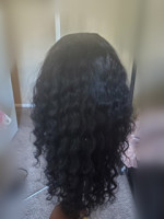 The hair was very nice and the curl p...