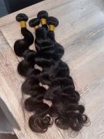 Love the hair no shedding !!! Like at...