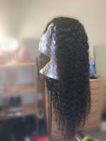 I love the hair. The hair quality is ...
