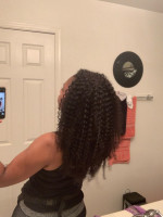 Honestly...I received my hair in 4 da...