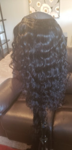 good hair fast shipping seller is gre...