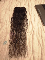 the hair was so good, nice and soft L...