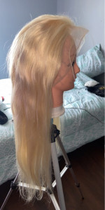I ordered this hair and the seller sh...