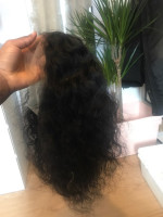Hair is very soft and bouncy. Would u...