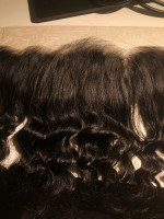 The hair is beautiful and amazing qua...