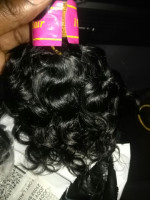 i love this hair. the seller was very...