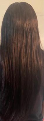 I love my hair no lies no shedding th...