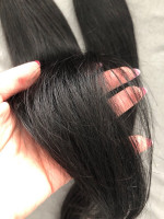 I am very satisfied with this hair! S...