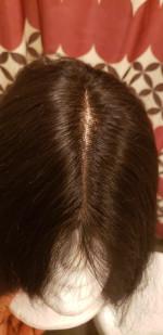 beautiful hair,soft and no shedding, ...