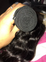 The hair is soo soft & the pattern is...