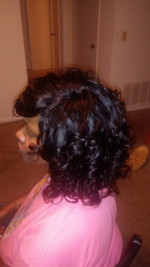 I SO LOVE THIS HAIR. IT IS AMAZINGLY ...