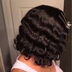 The hair is soo soft, I'm in love wit...
