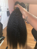 I will always order more hair from th...