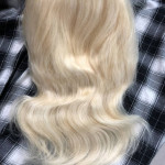 I bought the 20 inch wig and this is ...
