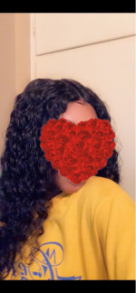 This hair is amazing, No shedding and...