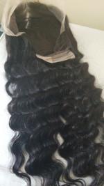 Beautiful hair as described. Very nic...